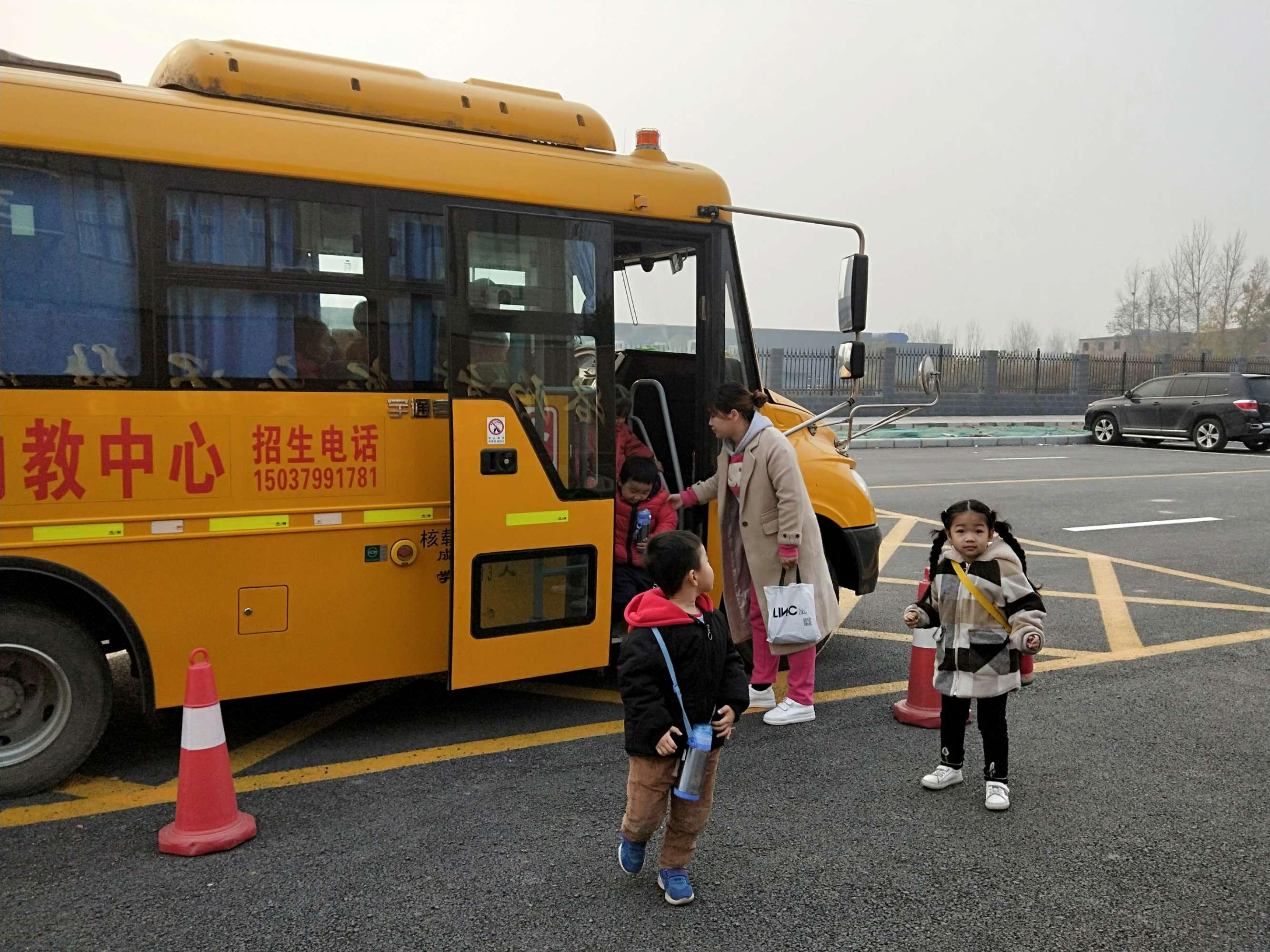 洛阳高新实验双语幼教中心之社会实践