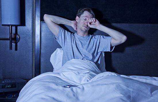 男人长期心悸失眠?小心这些危害!