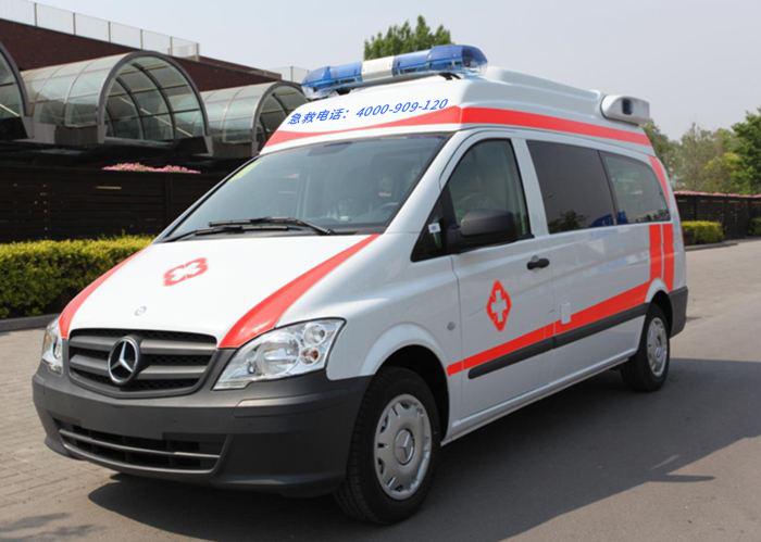 租120救护车到梧州市中医院